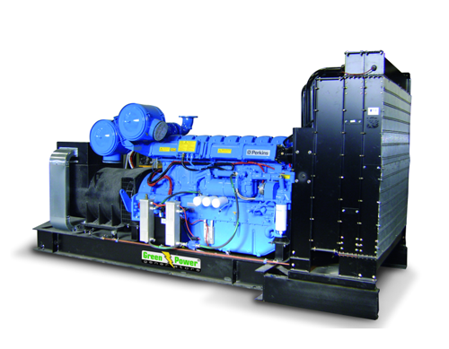 Diesel generators (power stations) Perkins | vital